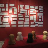 HUMAN RIGHTS INSTALLATION 1 - TALLER BUGAMBILIA